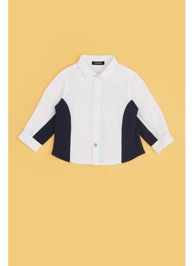 BG Baby Erkek Bebek Beyaz Gömlek 20Fw0Bg1608 Beyaz